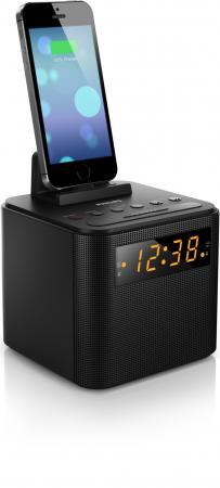 PHILIPS Radiosveglia AMFM Dock Flexi SmartphoneiPhone AJ320012 - AJ3200