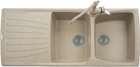 Lavello cucina plados lavello fragranite avena on1162ug94 25815 - Lavello cucina avena ...