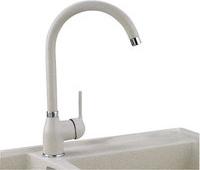 Plados miscelatore cucina rubinetto monocomando materiale - Cucina grigio antracite ...