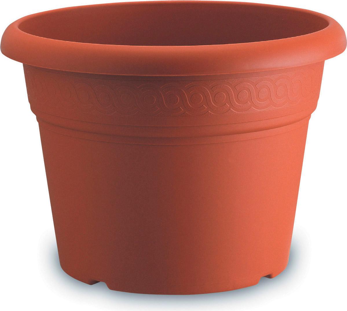 plastecnic vaso fiori fioriera in plastica per esterno