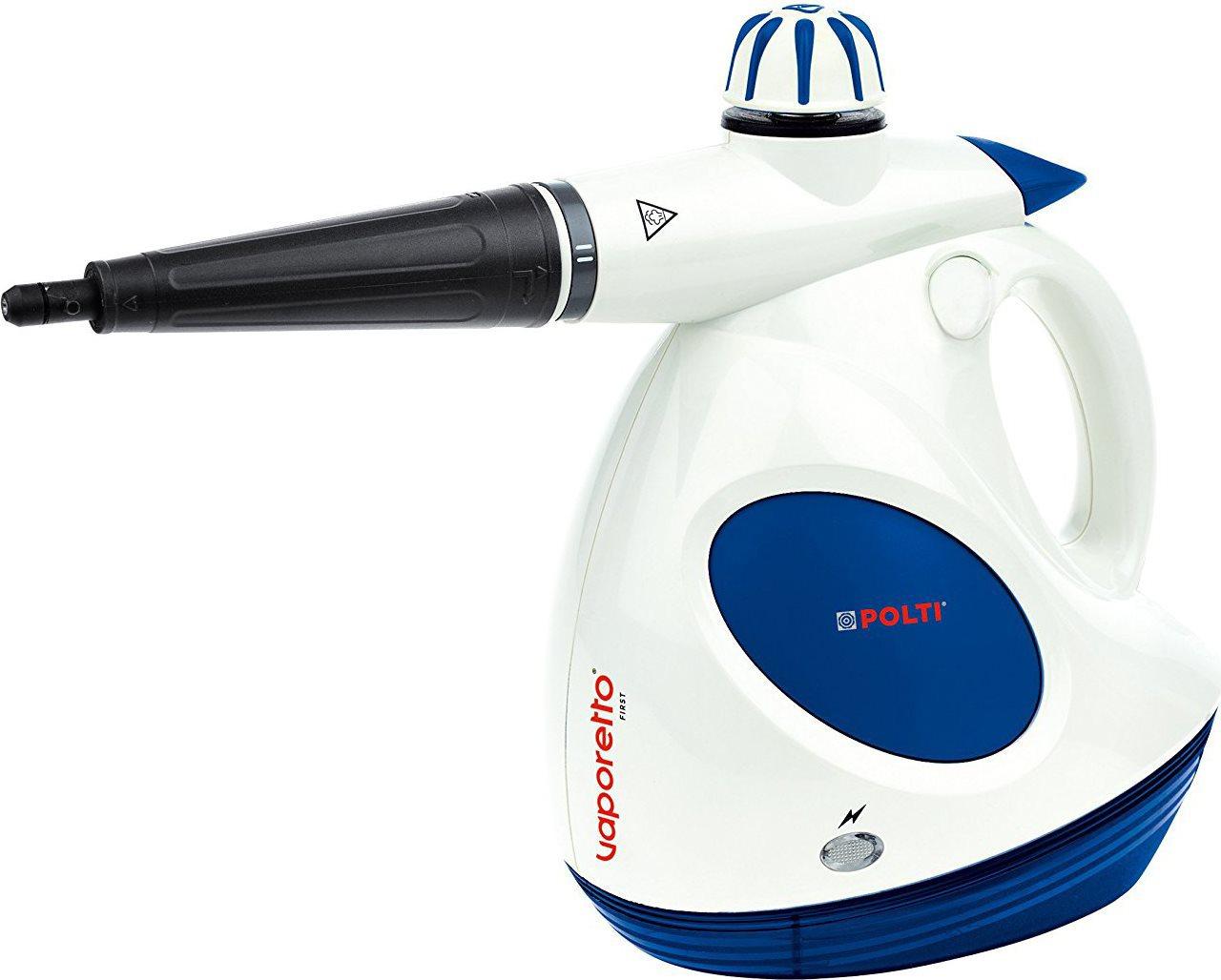 Pulitore a vapore polti pgeu0011 vaporettino prezzoforte for Vaporetto portatile