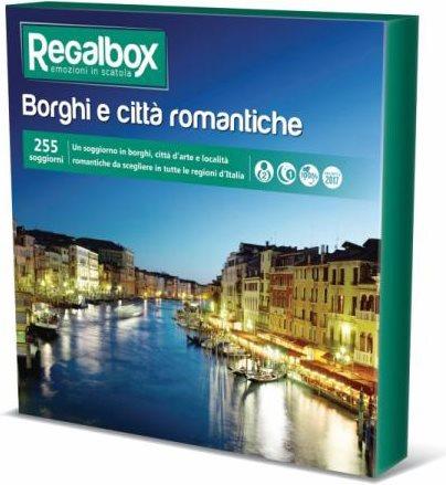 REGALBOX Cofanetto regalo 255 soggiorni per 2 utenti - Borghi E ...