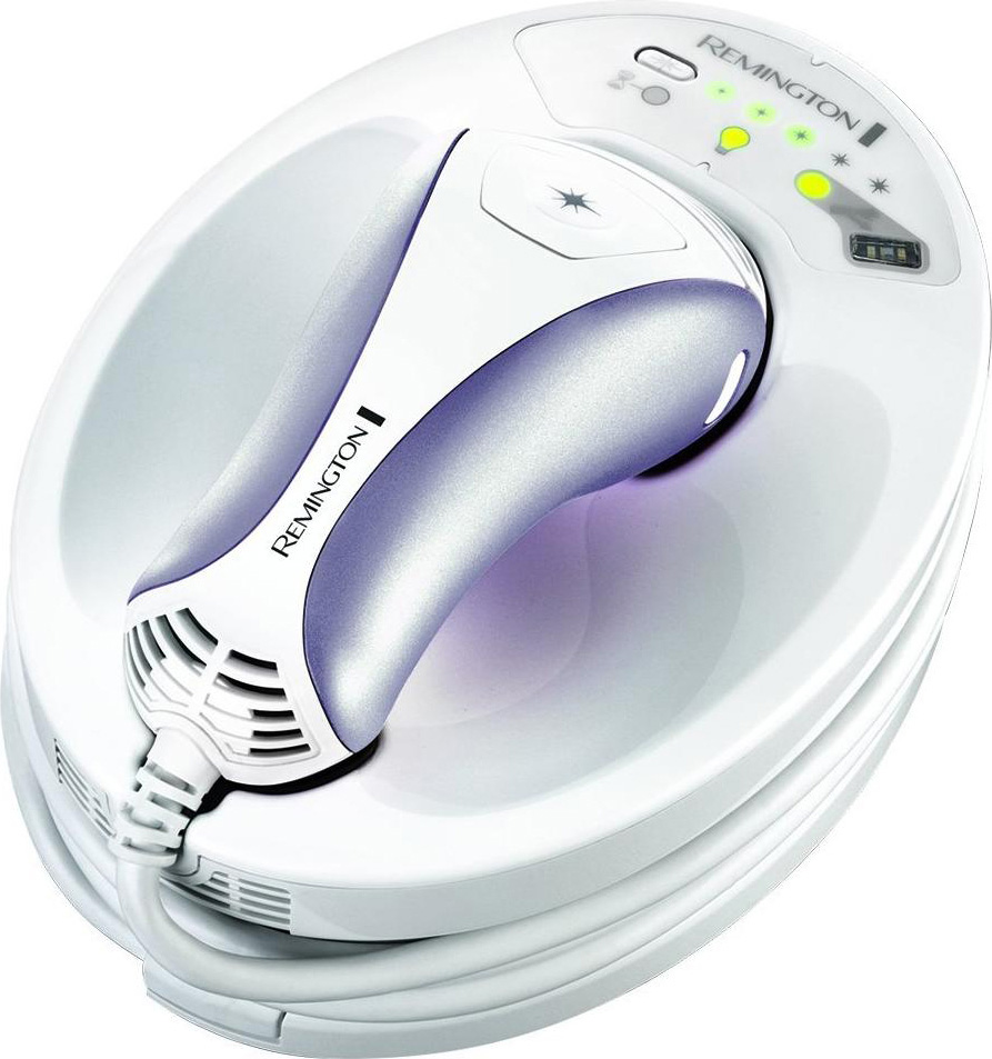 Remington Epilatore a Luce Pulsata viso Corpo 5 Livelli intensità i-LIGHT PRO - IPL6500