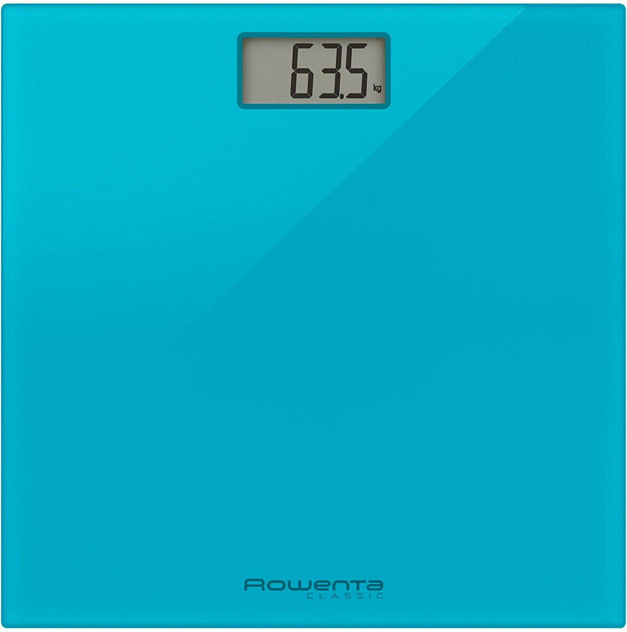 Bilancia pesapersona digitale rowenta bs1133 bellezza - Portata bilancia pesapersone ...