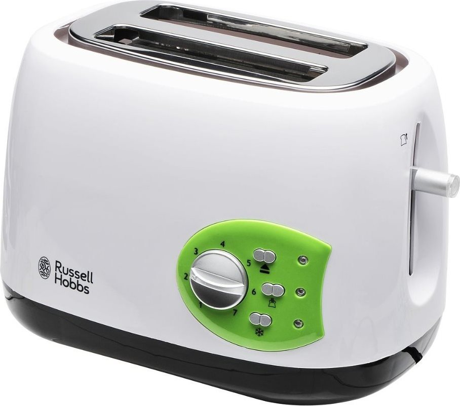 Russell Hobbs Tostapane per Toast 2 Fette 850W 7 Livelli cottura - 19640-56