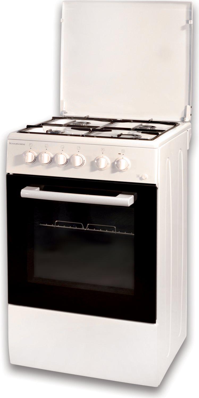 Cucina A Gas Schaub Lorenz Bsl Cg 450ew Forno Elettrico