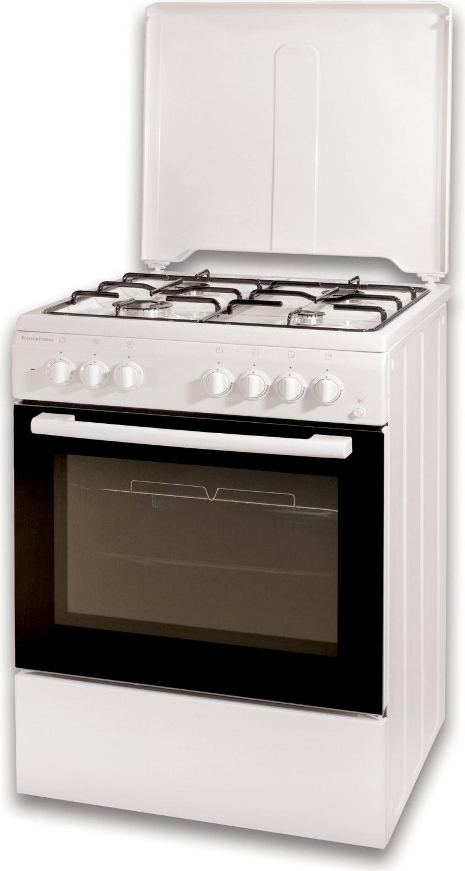 Cucina a gas schaub lorenz bsl cg 460ew forno elettrico for Cucina 80x60 forno elettrico