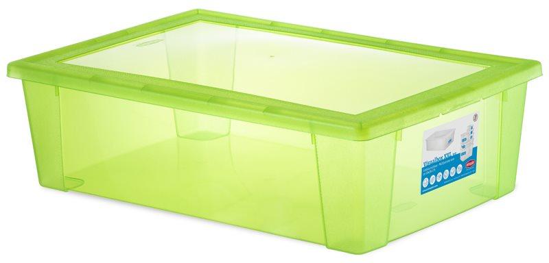 Stefanplast scatola multiuso contenitore sottoletto for Scatola sottoletto
