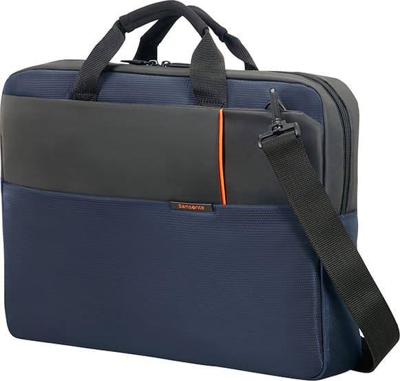 sempre popolare super speciali grande sconto per Borsa Porta PC 17.3 colore Blu - 76371-1090 QIBYTE