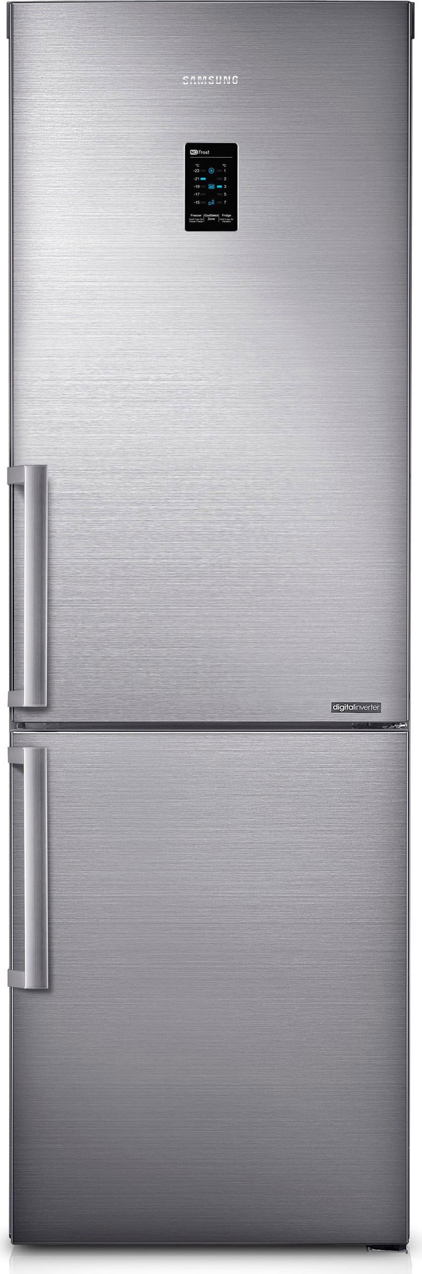 Samsung Frigorifero Combinato 325 Lt Classe A+++ No Frost Inox RB31FEJNBSS