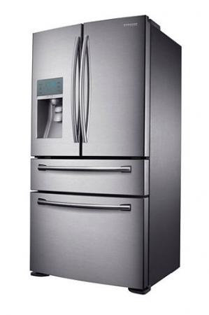 Frigorifero samsung frigo americano side by side no frost for Frigorifero side by side