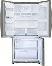 frigorifero samsung frigo americano side by side no frost rf67vbpn in offerta su prezzoforte. Black Bedroom Furniture Sets. Home Design Ideas