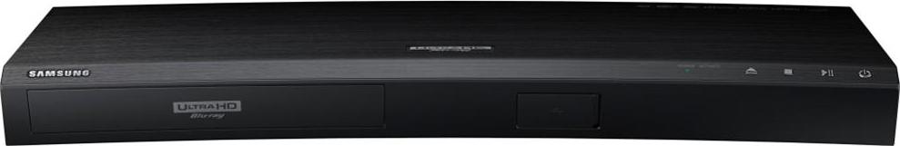 Samsung Lettore Blu-Ray 3D 4K CD DVD Audio 7.1 Wi-Fi HDMI col Nero UBD-K8500