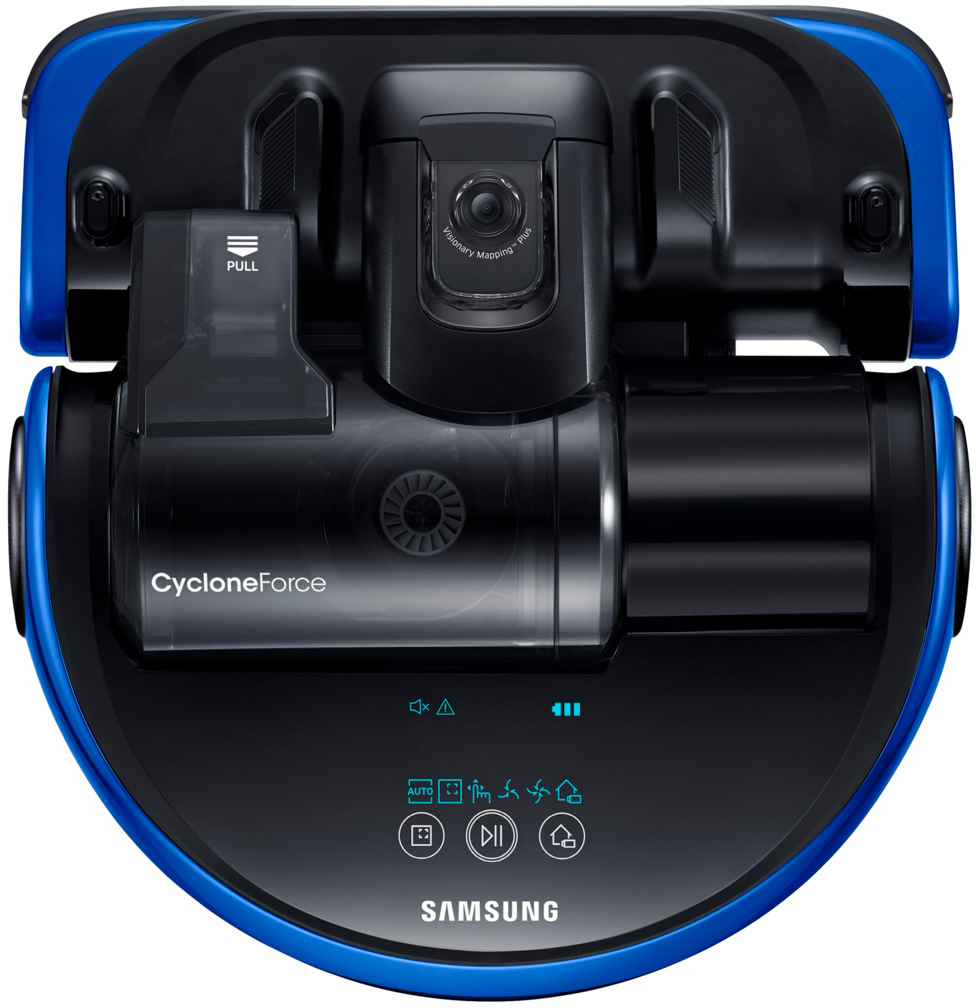 Samsung Robot aspirapolvere Ricaricabile Ciclonico VR20K9000UB PowerBotEssential