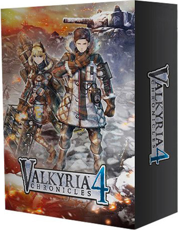 sega 1028099 PS4 Valkyria Chronicles 4 Memories From Battle Premium Edition