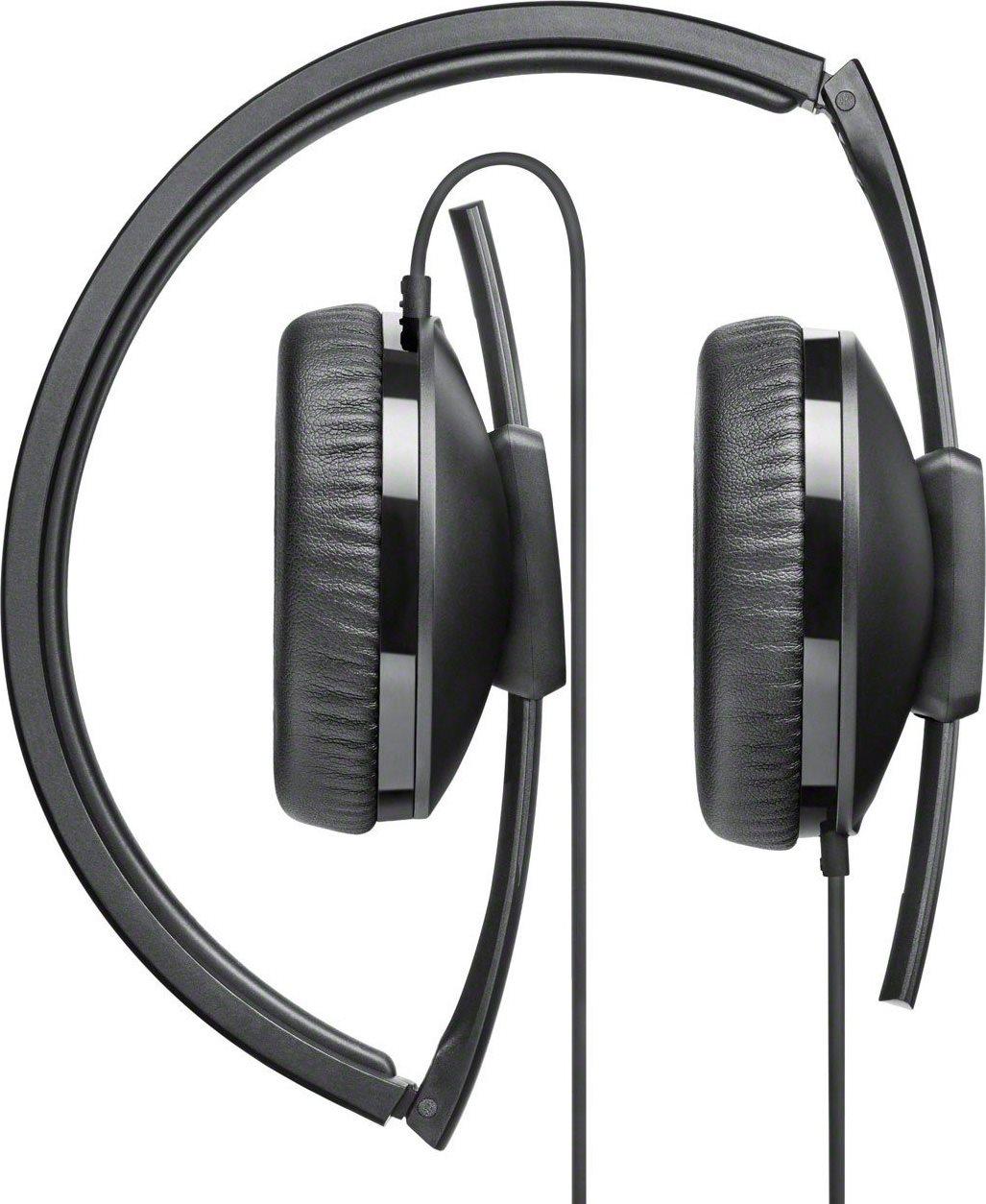 Sennheiser HD2.10 Cuffie Stereo Mp3 ad Archetto Cuffie On Ear pieghevoli  Nero v. d21a2d9f5a1c
