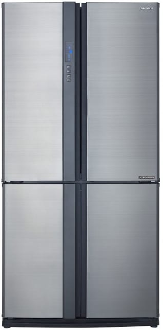 Frigorifero Sharp Frigo americano side by side no frost - SJ ...