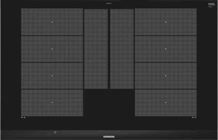 Piano Cottura Induzione Siemens 80 cm EX875LYC1E iQ700 Prezzoforte ...