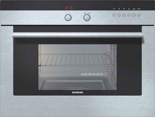 Forno elettrico siemens hb26d550 forno da incasso - Forno da incasso elettrico ...