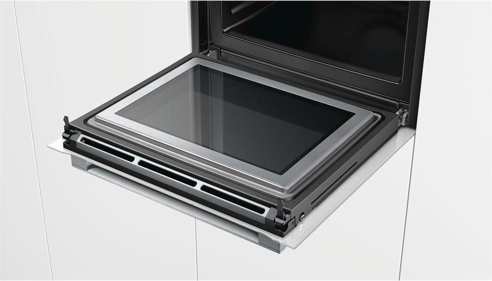 Forno siemens hm636gnw1 forno da incasso elettrico - Forno elettrico ventilato da incasso prezzi ...