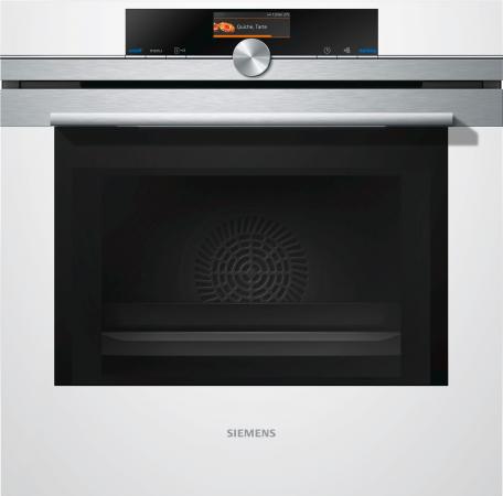 Forno siemens hm636gnw1 forno da incasso elettrico ventilato con grill in offerta su - Forno ventilato da incasso ...