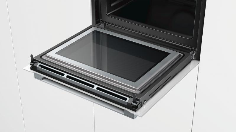Forno siemens hm636gnw1 forno da incasso elettrico ventilato con grill in offerta su - Forno elettrico ventilato da incasso ...