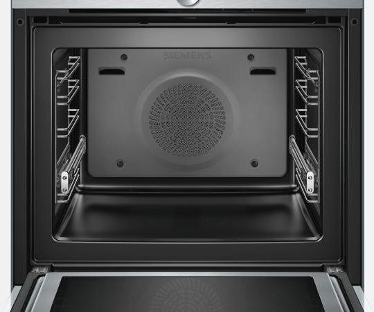 Forno siemens hm636gnw1 forno da incasso elettrico ventilato con grill in offerta su - Forno con microonde integrato ...