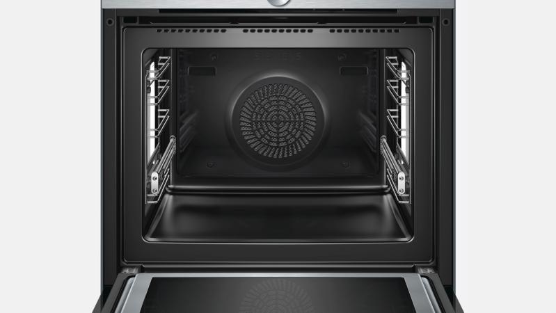 Forno siemens hn678g4s1 iq700 forno da incasso elettrico ventilato con grill pizza autopulente - Forno elettrico con microonde ...
