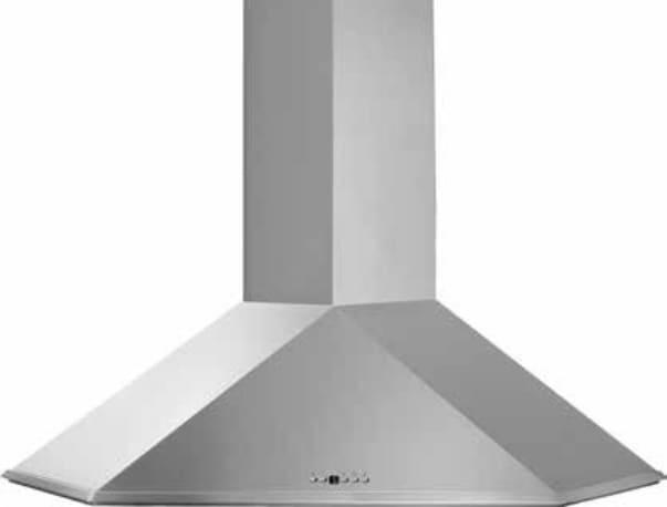 Cappa Cucina Aspirante ad Angolo Larghezza 100 cm con Timer Controllo Touch  - 3180