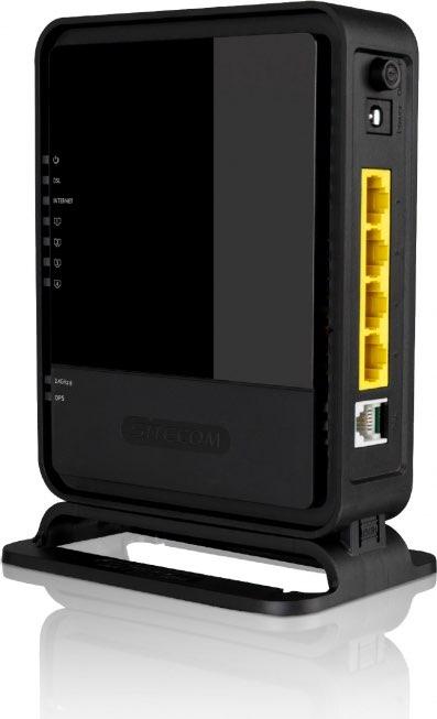 Sitecom Modem Router WLM3600 wifi N300 X3