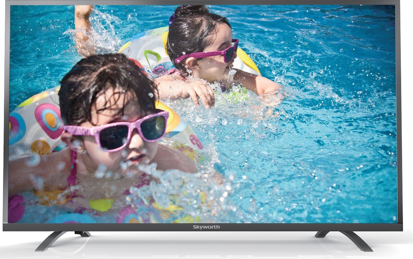 Skyworth TV LED 43 4K UHD Digitale Terrestre Dolby USB HDMI Hdr 43E5600 ITA