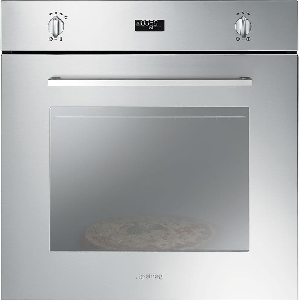 Forno smeg sf485xpz estetica selezione forno da incasso - Forno elettrico ventilato da incasso prezzi ...