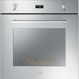 Forno smeg sf485xpz estetica selezione forno da incasso - Forno ventilato da incasso ...