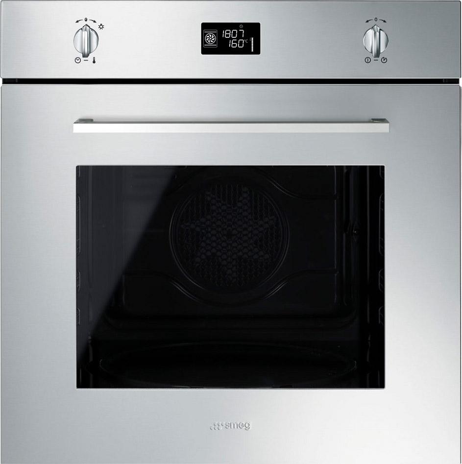 Forno smeg sfp496xe estetica selezione forno da incasso - Forno ventilato da incasso ...
