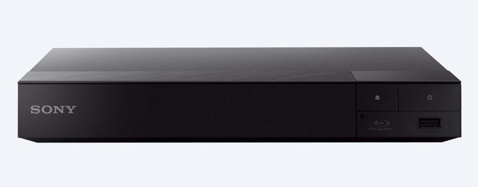 Sony Lettore dvd Blu-Ray 4k  3D Wi-Fi HDMI USB col Nero BDP-S6700B