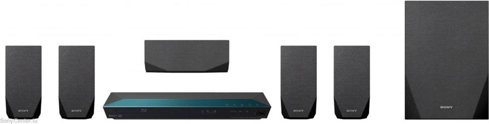 Sony Home Theatre 5.1 1000 W 3D Blu-Ray Smart TV Bluetooth BDV-E2100