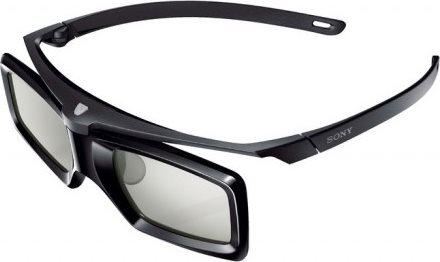 Sony Occhiali 3D Attivi con batteria per TV Sony TDGBT500