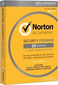 Symantec Software Antivirus Norton Internet Security 2016 10 Utenti 1 Anno 21355422