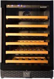 BLUNORD Cantinetta Frigo per Vini Capacità 54 bottiglie Classe ...
