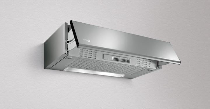 Cappa turboair puglia grey 1l a 60 ex76 63711600k01 - Cappa cucina aspirante ...