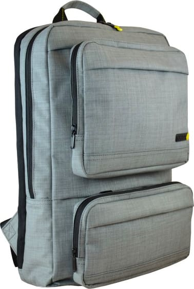 "Tech air TAEVMB007 Zaino Porta Pc Notebook 15,6"" Grigio Grey EVO Magnetic Laptop Backpack"