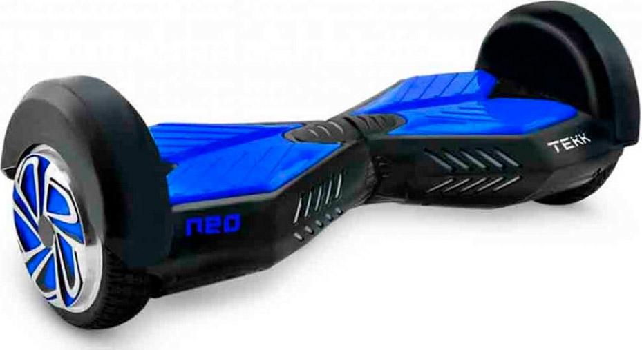 tekk hoverboard 2 ruote velocit max 12 km h autonomia 20. Black Bedroom Furniture Sets. Home Design Ideas