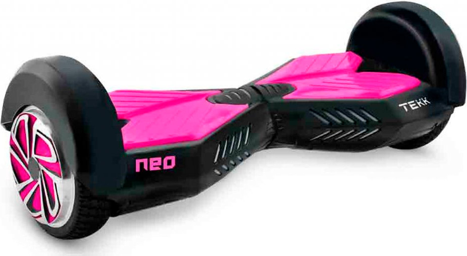 tekk hoverboard 2 ruote velocit max 12 km h autonomia 20 km speaker bluetooth luci led. Black Bedroom Furniture Sets. Home Design Ideas