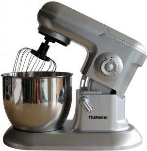 telefunken robot da cucina impastatrice potenza 1200 watt capacità ... - Robot Da Cucina Impastatrice
