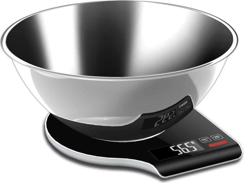 Telefunken bilancia da cucina digitale elettronica con - Silvercrest bilancia digitale da cucina ...