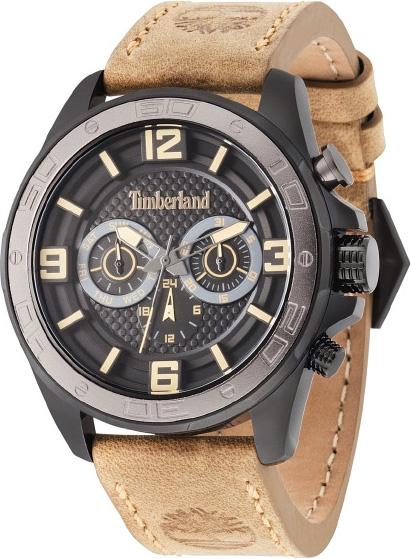 cinturino timberland orologio pelle