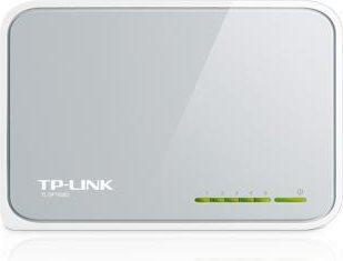 Tp-Link Switch Rete 5 Porte 10  100 TLSF1005D