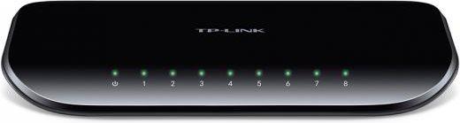 Tp-Link Switch Rete 8 Porte 10  100  1000 TlSg1008D