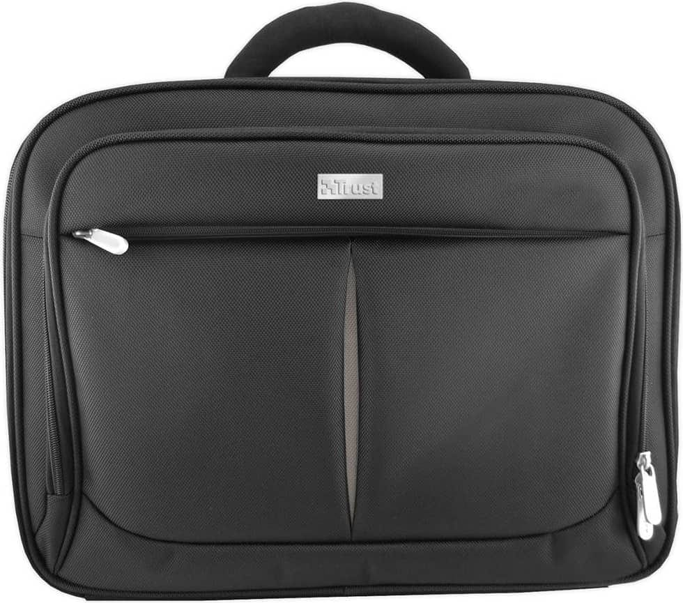 "Trust Borsa porta pc portatile notebook Dispaly 16"" Nero Sydney Carry 17412"
