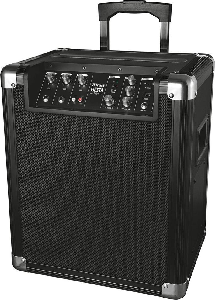 Trust cassa bluetooth wireless altoparlante portatile - Specchi riflessi karaoke ...